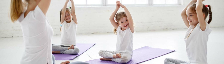 Entwicklungseck Kinder yoga