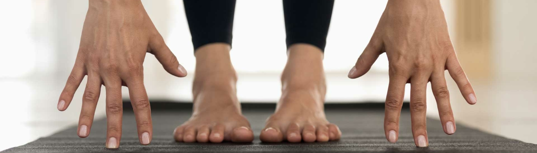 Entwicklungseck yoga